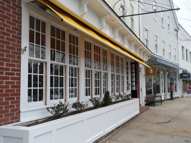 Food News: Page at 63 Main in Sag Harbor Opens