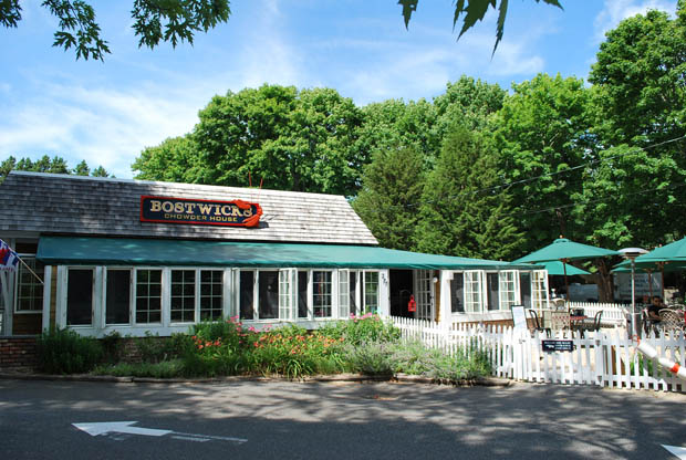 Food News: Bostwicks Chowder House in East Hampton Offers New Menu Items