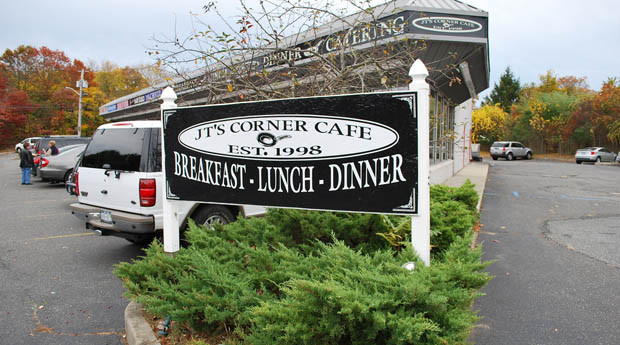 JT's Corner Cafe in Nesconset