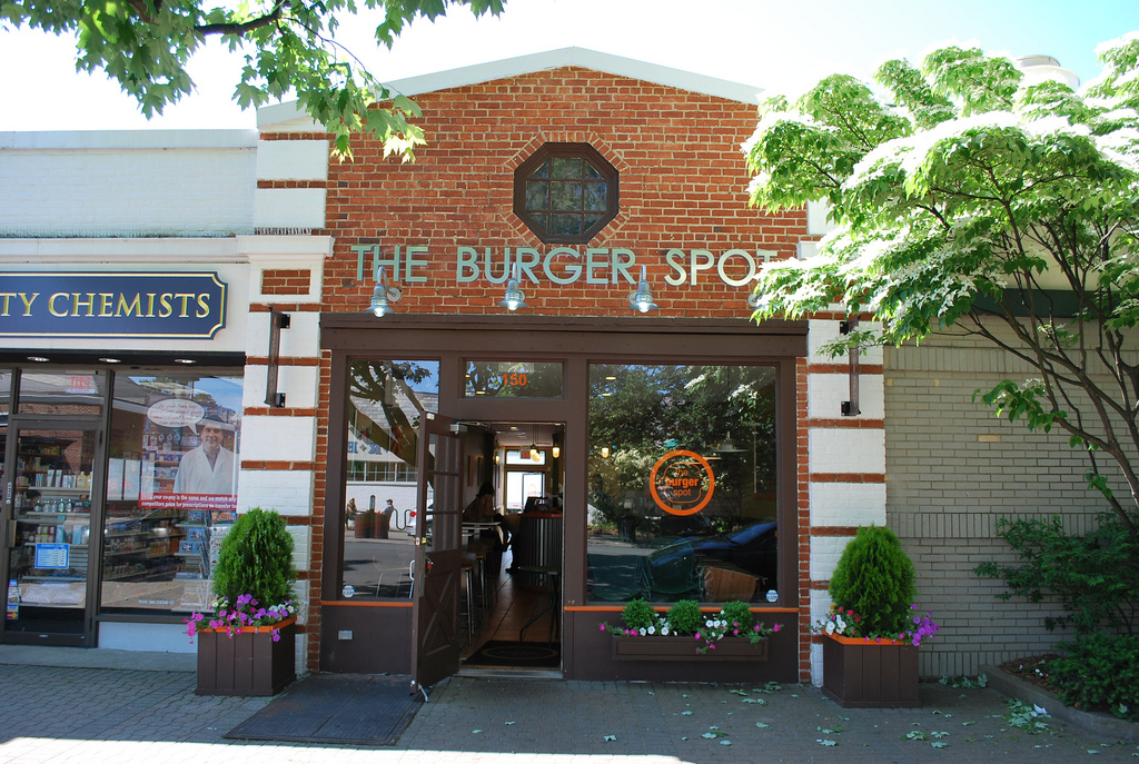 The Burger Spot in Garden City