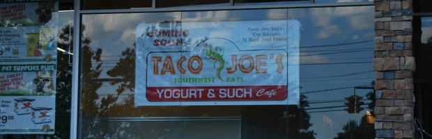 taco joe window