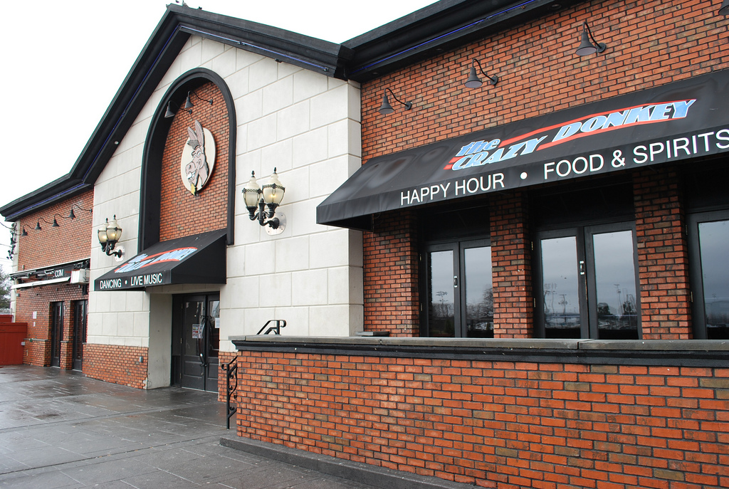Food News: The Crazy Donkey in Farmingdale Has Closed