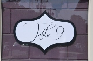 Food News: Table 9 in East Hills is Closed