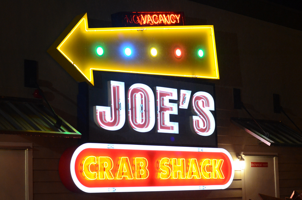 Food News: Joe's Crab Shack Opens In Oceanside