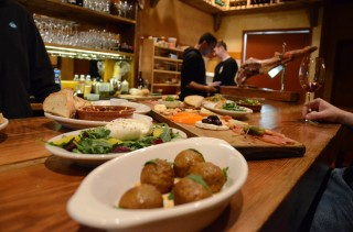 Salumi Tapas and Wine Bar in Massapequa