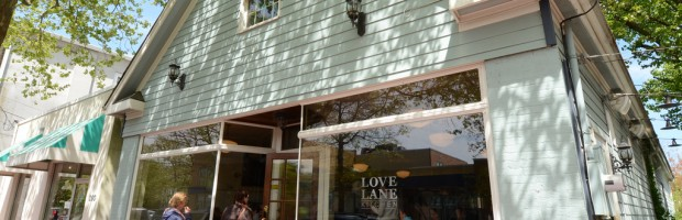 Love Lane Kitchen Exterior