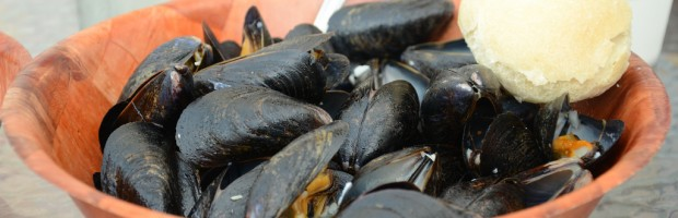 Peters Clam Bar Mussels