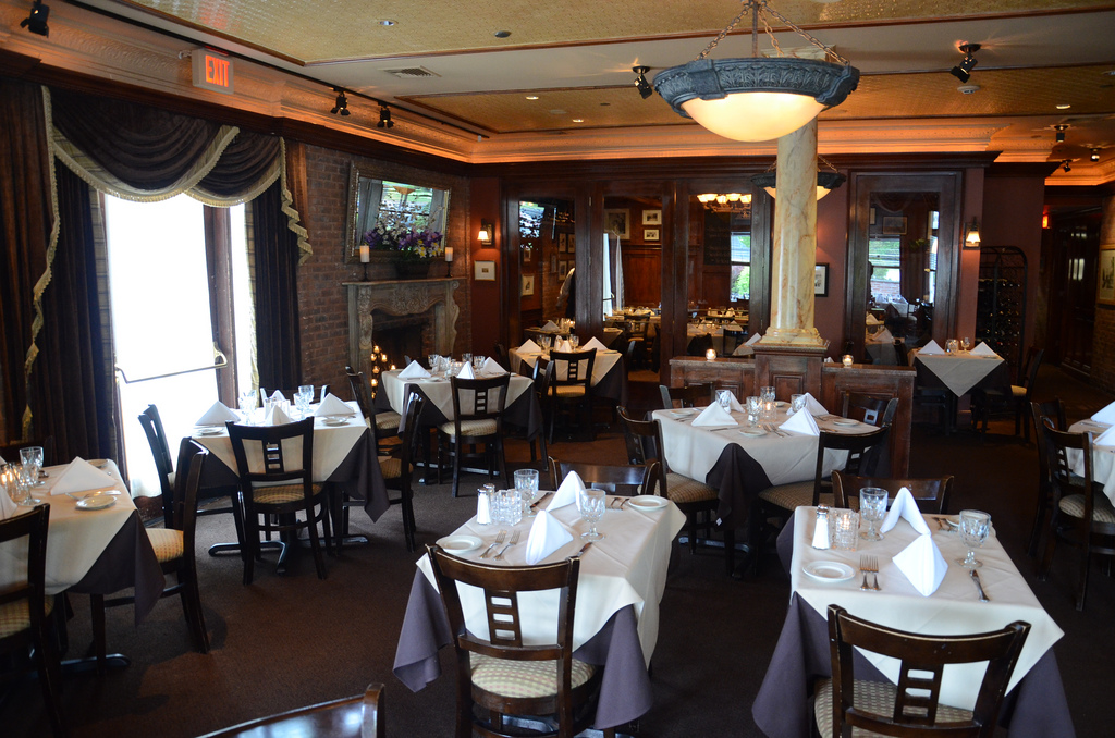 steak house kitchen in photos paces steakhouse in port jefferson east of nyc
