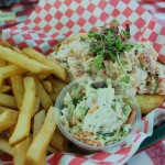 Killer Lobster Roll: Bostwick's Chowder House in East Hampton