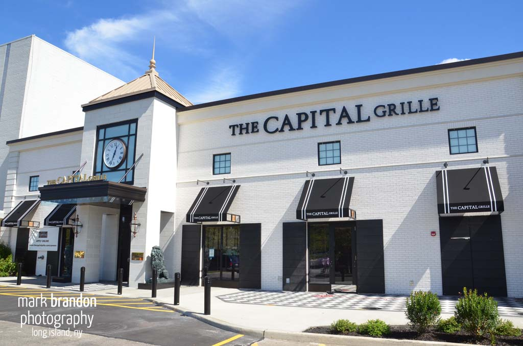 Food news the capital grille to open october 11 2012 in for American cuisine long island