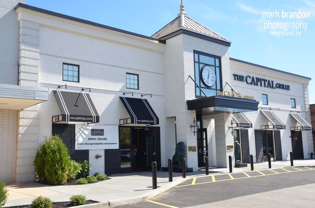 Food News The Capital Grille To Open October 11 2012 In Garden City Roosevelt Field Mall