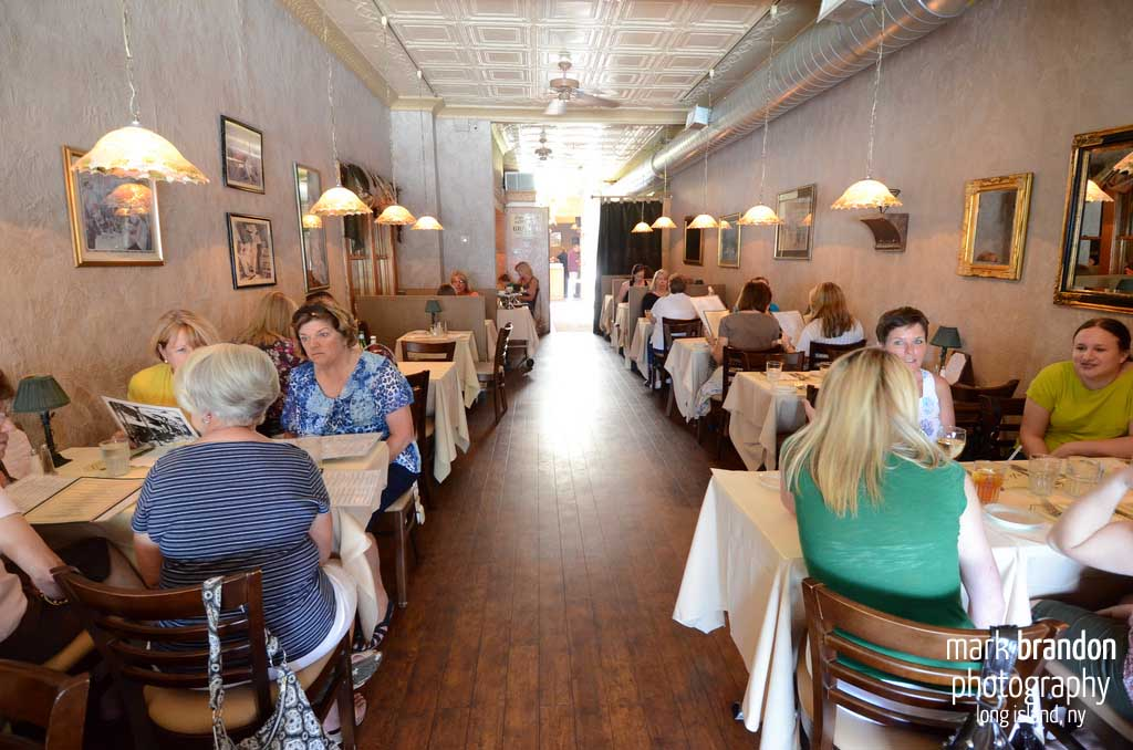 Photo Tour: Cafe Joelle in Sayville