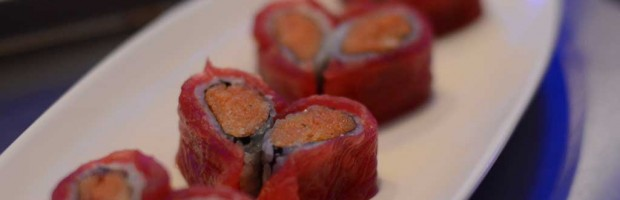 Kashi Tuna Heart Sushi