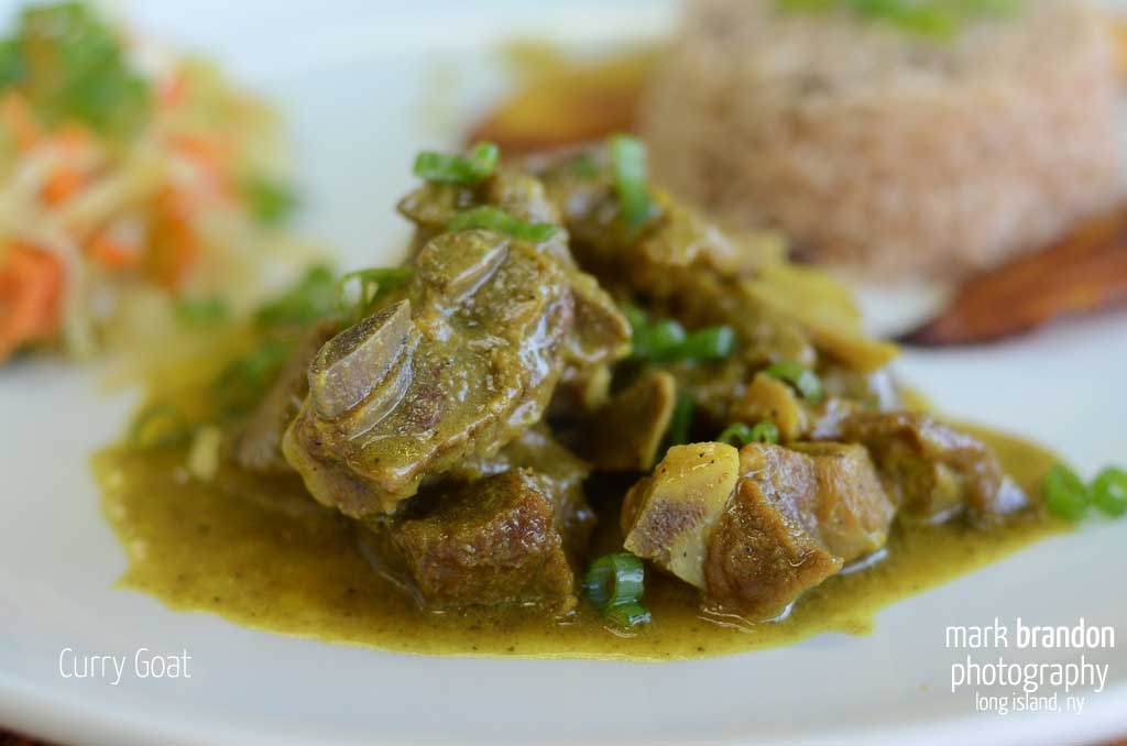 LSJ Curry Goat