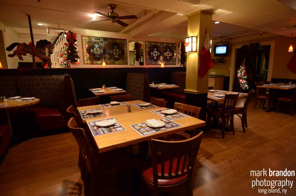 Bulldog Grille Dining Room