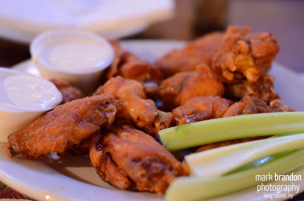 Bulldog Grille Wings