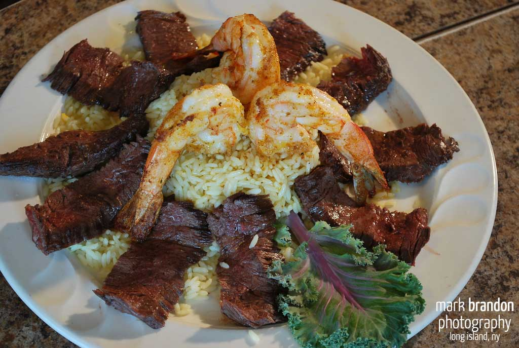 Mitchells Shrimp and Steak