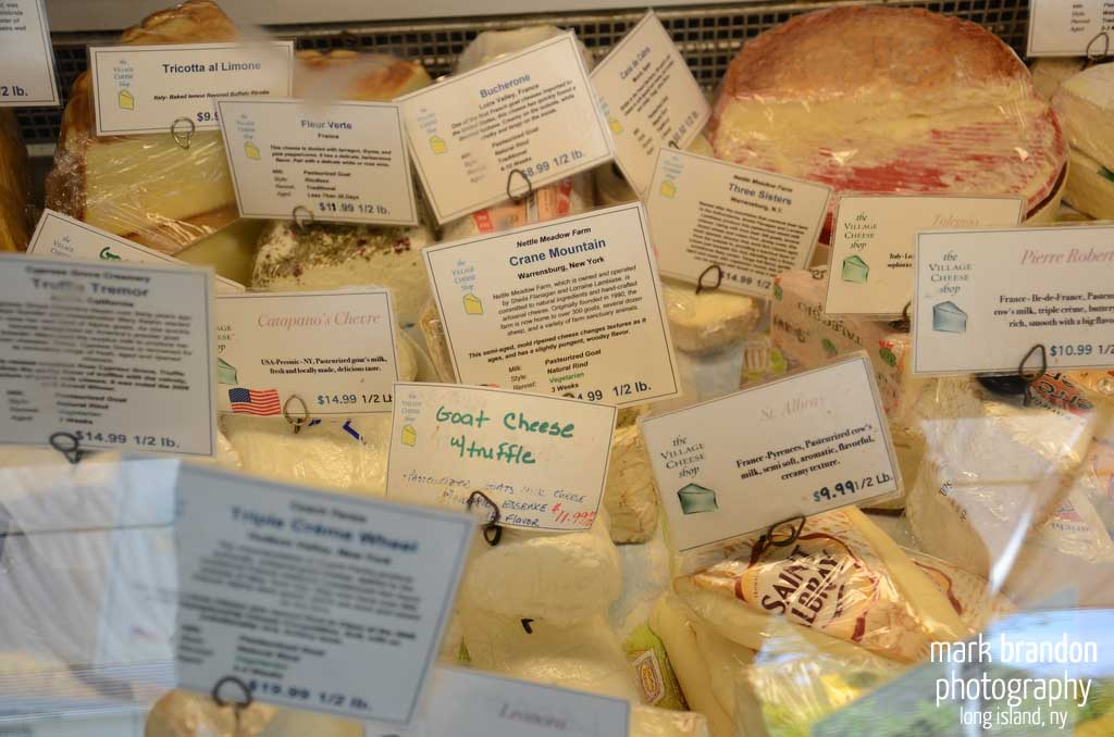 Quick Stop: The Village Cheese Shop in Mattituck