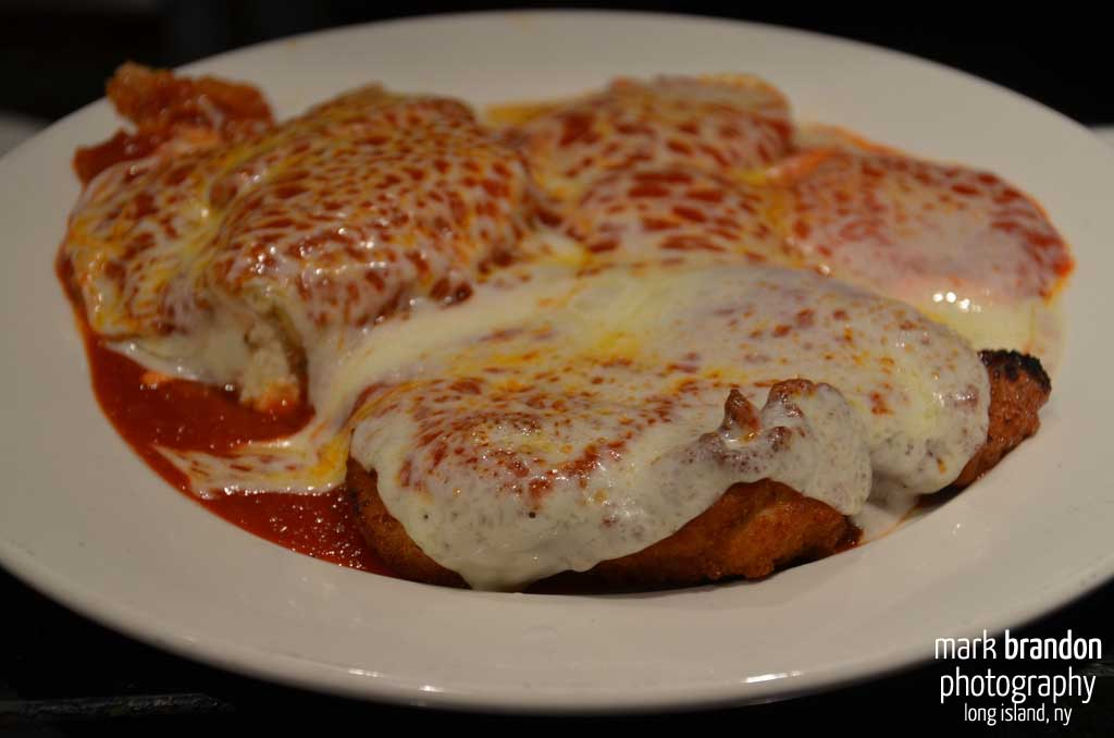 Vincents Chicken Parm