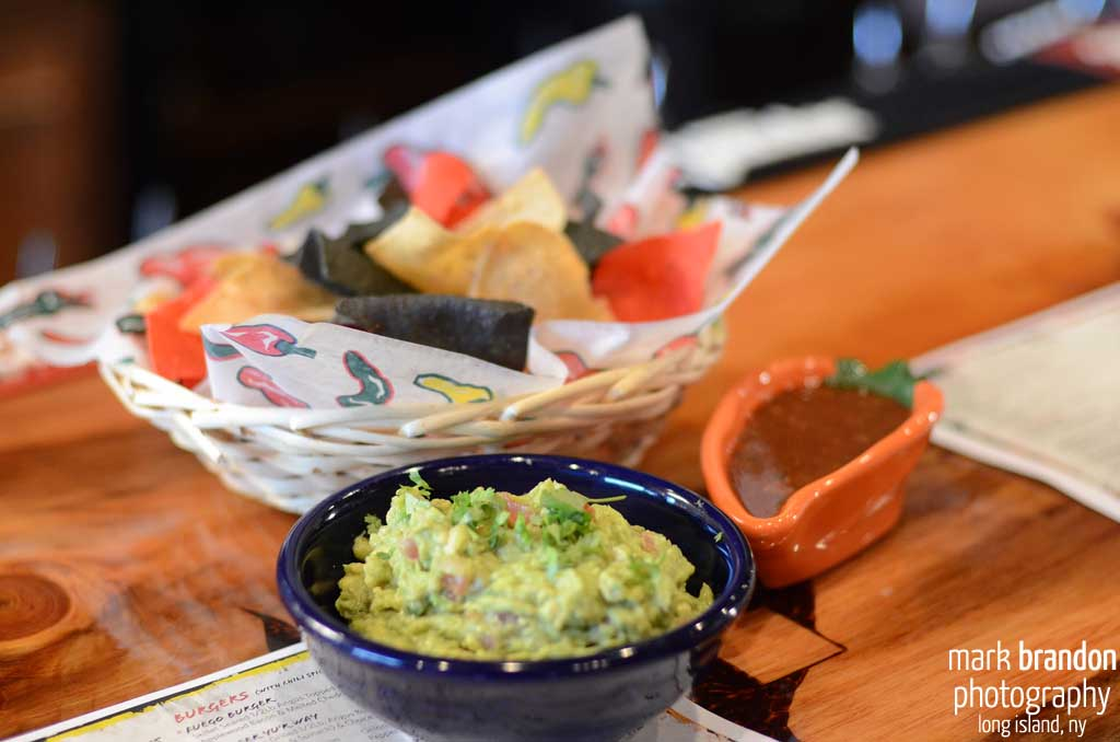 Del Fuego Guac and Chips