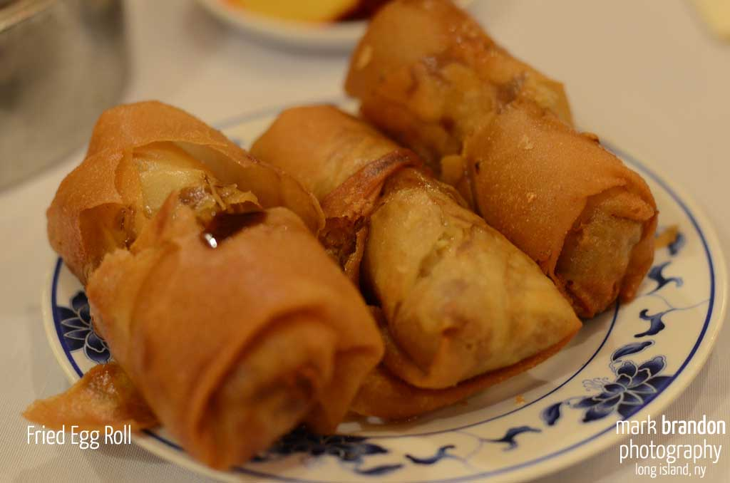 Fortune Wheel Fried Egg Roll