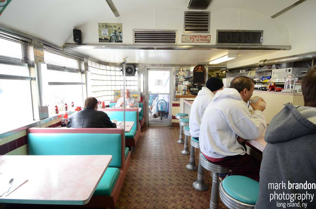 Weekend Breakfast on Long Island: Mineola Diner in Mineola