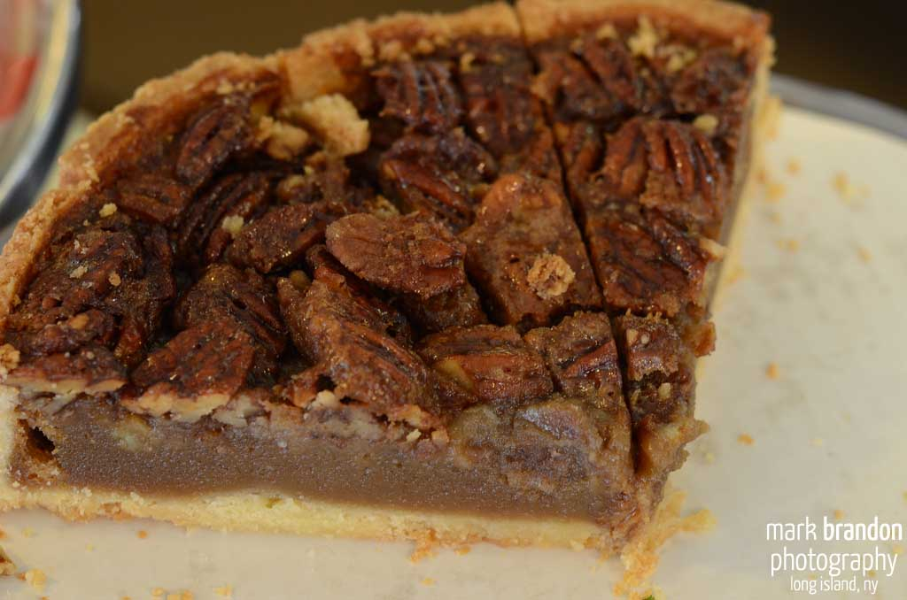 Biscuits Pecan Pie