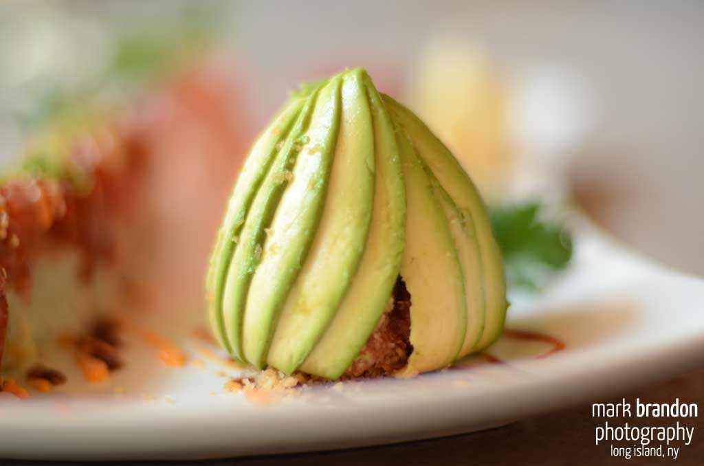 Prime Avocado Spicy Crunchy Tuna