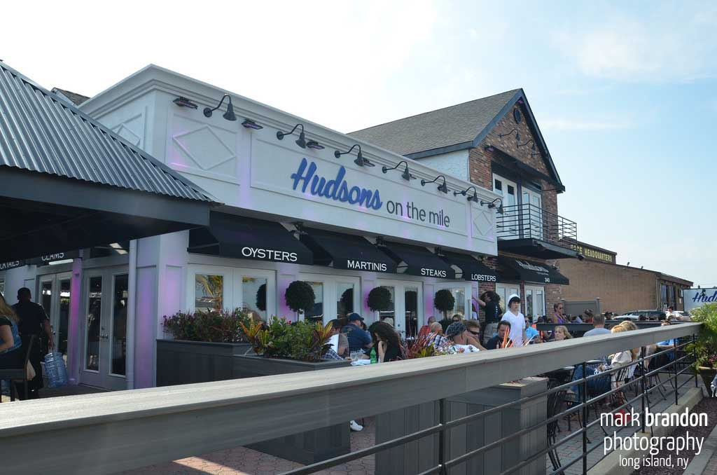 Hudsons on the Mile Exterior