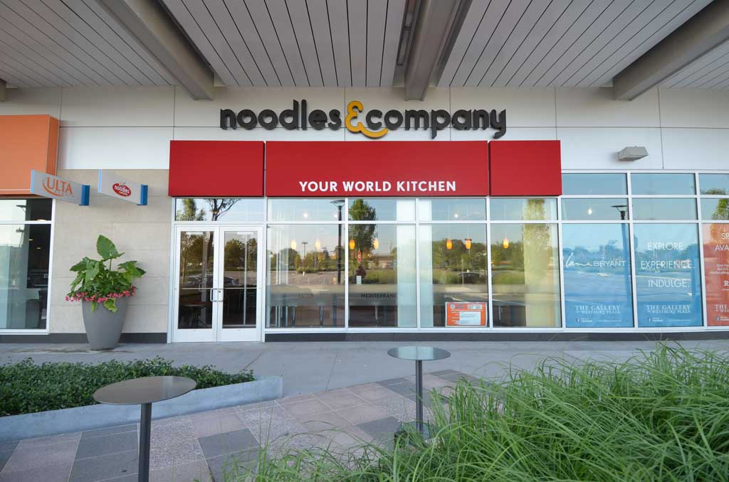 Food News: Noodles & Company in Garden City Opening July 31st (and….they're open!)