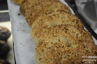Bagel Dock 06 Onion Bagel