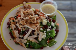 Margarita Grille Salad with Chicken