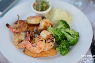 Oaklands Grilled Shrimp