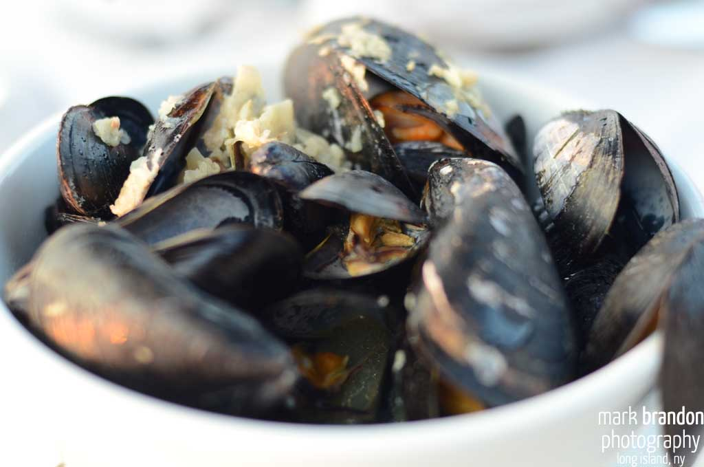 Oaklands Mussels Side
