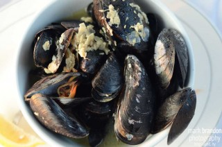 Oaklands Mussels Top