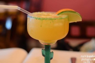 Margaritas Cafe East Meadow Mango Margarita