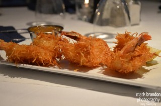 The Oar Patchogue 12 Coconut Shrimp