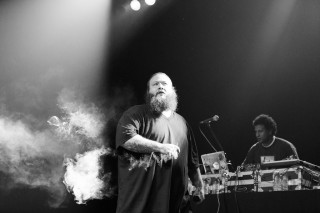 Action Bronson 062615 Paramount Huntington NY-14