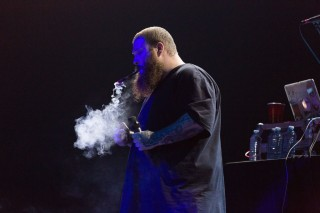 Action Bronson 062615 Paramount Huntington NY-9