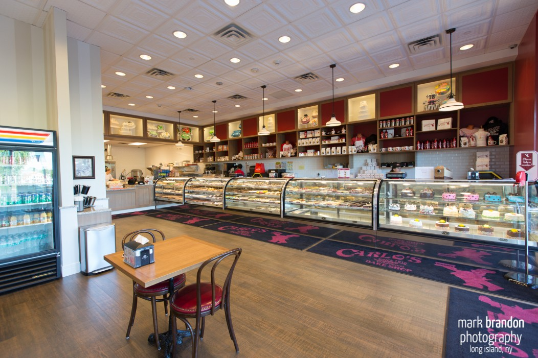 Inside And Out: Carlou0027s Bakery Westbury